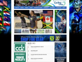 The New Valley Preferred Cycling Center Website
